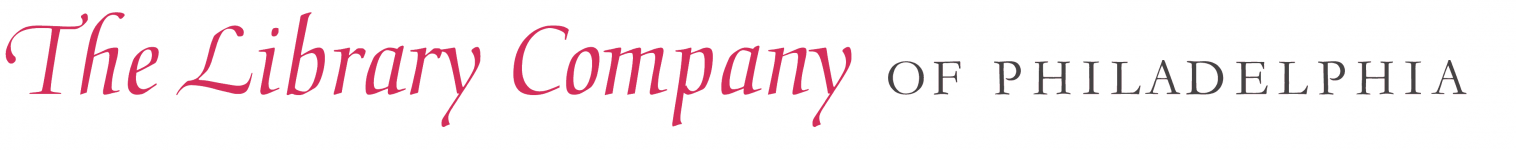 The Library Company of Philadelphia logo